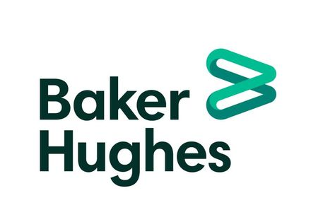 The logo of Baker Hughes (BKR) is seen in this image provided July 21, 2020. Baker Hughes/Handout via REUTERS