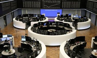 The German share price index DAX graph is pictured at the stock exchange in Frankfurt, Germany, May 20, 2021. REUTERS/Staff