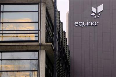 Equinor's logo is seen at the company's headquarters in Stavanger, Norway December 5, 2019. REUTERS/Ints Kalnins