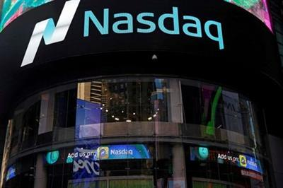 FILE PHOTO: A view of the exterior of the Nasdaq market site in the Manhattan borough of New York City, U.S., October 24, 2016. REUTERS/Shannon Stapleton/File Photo