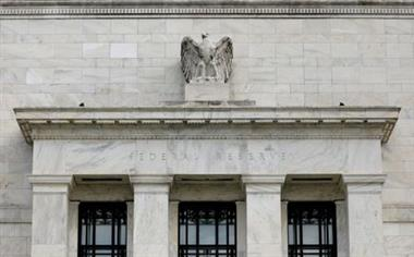 FILE PHOTO: Federal Reserve building is pictured in Washington, DC, U.S., August 22, 2018. REUTERS/Chris Wattie/File Photo